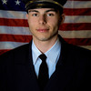 Probationary Firefighter Brad McCloughlan