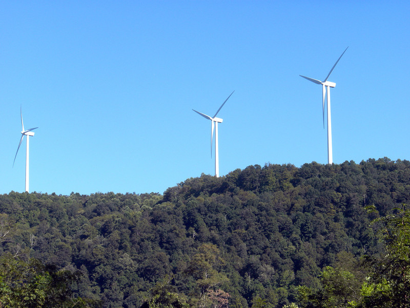 Wind Farm on Windrock