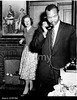 E0RYBE First president of Botswana SERETSE KHAMA, right, makes a telephone call with his wife, RUTH WILLIAMS, in the background.