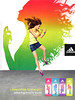 ADIDAS for Women 2012 Spain '¡Desprende tu energía! - Adidas fragrances for Women'