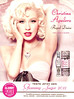 CHRISTINA AGUILERA Royal Desire 2011 Germany (Glammy Awards)