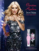CHRISTINA AGUILERA Secret Potion 2011 Russia (handbag size format)