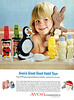 AVON Diverse 1966 US 'Avon's great goot habit toys'