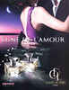 2012 CCLAIRE DE LUNE Attire & La Tendresse fragrances Hong Kong