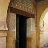 The Ben Youssef Madrassa was the largest Islamic college in Morocco during it's time.