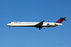Delta Airlines, N914DN, McDonnell Douglas MD-90-30, msn 53394, Photo by John A Miller, TPA, Image DA007LAJM