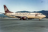 Western Pacific, N501AU, Boeing 737-3B7, msn 23376, Photo by Andrew Abshier, Image K035RGAA