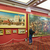 Large paintings in the Guildhall Art Gallery