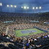 US  OPEN  TENNIS  AT  THE ARTHUR ASHE  STADIUM  2014   -   Flushing,  Queens  NY