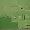 gruene Tür