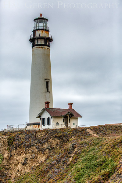 Pigeon Point Lighthouse<br /> Pigeon Point, California<br /> 1409C-PPL5