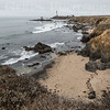 Pigeon Point Lighthouse<br /> Pigeon Point, California<br /> 1409C-PPL9