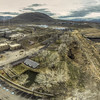 The decommissioned Nevada State Penitentiary operated from 1862 to 2012.