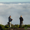 Above the Clouds at Horombo Huts - Mt. Kilimanjaro, Tanzania