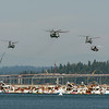 Seafair - MAGTF Helicopter Flight In Review