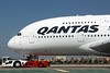 QANTAS Airways Airbus A380-842 VH-OQB (msn 015) LAX. Image: 905735.