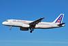 Air Memphis Airbus A320-233 SU-PBH (msn 1300) (TACA stripe) BRU (Karl Cornil). Image: 927128.