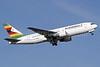 Air Zimbabwe Boeing 767-2N0 ER Z-WPF (msn 24867) JNB (Keith Burton). Image: 925286.