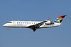 South African Express Airways Bombardier CRJ200 (CL-600-2B19) ZS-NMH (msn 7787) JNB (Paul Denton). Image: 923125.