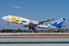 ANA (All Nippon Airways) Boeing 747-481 JA8962 (msn 25645) (Pocket Monsters) LAX (Roy Lock). Image: 922886.