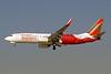 Air India Express Boeing 737-8HG WL VT-AYC (msn 36339) (Naga woolen shawl) DXB (Christian Volpati). Image: 909908.