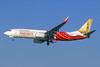 Air India Express Boeing 737-8HG WL VT-AXQ (msn 36329) (Qutub Minar) DXB (Christian Volpati). Image: 909904.