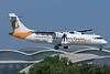 First ATR 72-600 for Golden Myanmar Airlines