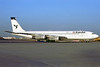 IranAir-The Airline of the Islamic Republic of Iran Boeing 707-386C EP-IRN (msn 20741) DXB (Perry Hoppe). Image: 912934.