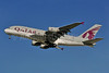 Qatar Airways' first Airbus A380