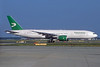 Turkmenistan Airlines Boeing 777-22K LR EZ-A779 (msn 42297) FRA (Jacques Guillem Collection). Image: 926419.