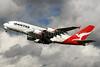 QANTAS Airways Airbus A380-842 VH-OQF (msn 029) LHR (SPA). Image: 927017.