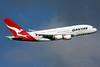 QANTAS Airways Airbus A380-842 VH-OQK (msn 063) LHR (SPA). Image: 926495.