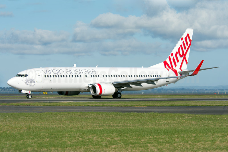 Virgin Australia Airlines Boeing 737-8FE WL ZK-PBB (msn 33797) AKL (Colin Hunter). Image: 923809.