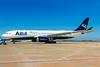 The first Airbus A330 for Azul