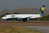 Sky Airline (Chile) Boeing 737-2Q3 CC-ABD (msn 22736) SCL (Alvaro Romero). Image: 912524.