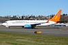 Sunwing Airlines (flysunwing.com) Boeing 737-81D WL C-GNCH (msn 39438) BFI (Joe G. Walker). Image: 922270.