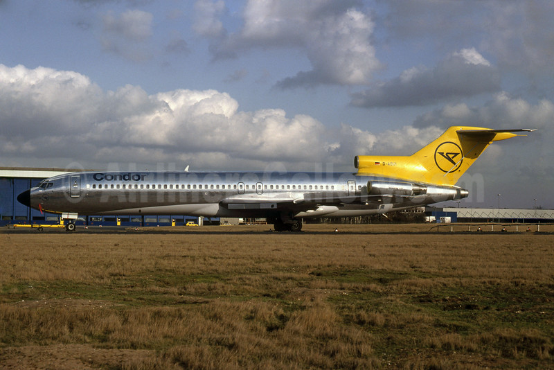 Condor Flugdienst Boeing 727-230 D-ABVI (msn 20791) (Rob Rindt Collection). Image: 925509.