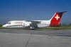 Crossair BAe 146-200 HB-IXB (msn E2036) MUC (Christian Volpati Collection). Image: 925708.