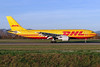 DHL (European Air Transport Leipzig) Airbus A300B4-622R D-AEAE (msn 753) BSL (Paul Bannwarth). Image: 911781.