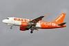 easyJet (UK) Airbus A319-111 G-EZIO (msn 2512) (Supporting UNICEF) SEN (Keith Burton). Image: 912527.