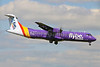 Aer Arann's first ATR 72 in Flybe's new colors