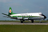 Guernsey Airlines Vickers Viscount 724 G-BDRC (msn 52) EMA (SM Fitzwilliams Collection). Image: 910977.