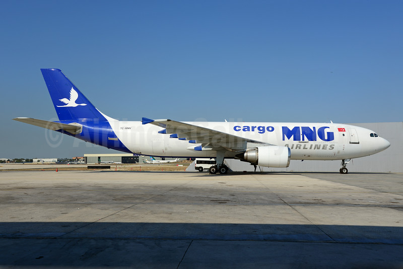 Airline Color Scheme - Introduced 2001