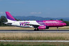 Wizz Air (wizzair.com) (Hungary) Airbus A320-233 HA-LPF (msn 1834) BSL (Paul Bannwarth). Image: 913357.