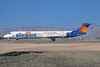 Allegiant Air McDonnell Douglas DC-9-83 (MD-83)  N416NV (msn 49555) LAS (Jacques Guillem Collection). Image: 922951.