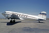 Continental Airlines Douglas DC-3A-191A N18945 (msn 2018) (Jacques Guillem Collection). Image: 920900.