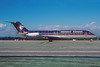 Midwest Express Airlines McDonnell Douglas DC-9-32 N502ME  (msn 48132) LAX (Roy Lock). Image: 922044.