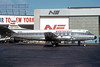 Northeast Airlines Vickers Viscount 798D N6598C (msn 392) BOS (Jacques Guillem Collection). Image: 923302.
