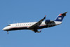 US Airways Express-Air Wisconsin Bombardier CRJ200 (CL-600-2B19) N418AW (msn 7618) ATL (Bruce Drum). Image: 101271.