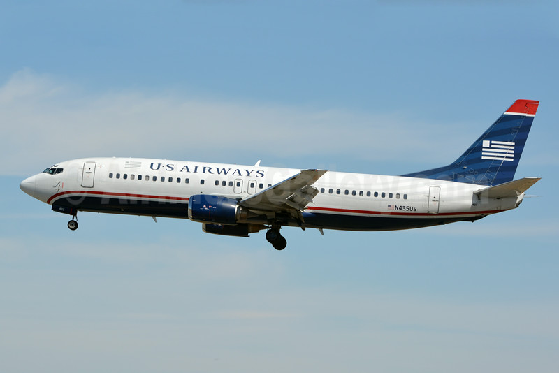 N435US operates the last Boeing 737 Classic flight
